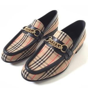 Burberry London Loafers